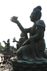 Ngong Ping - Buddha - Tai-O 2009-03-12 060