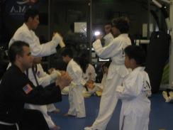 Caleb Yellow Belt Test 2009-11-07 008