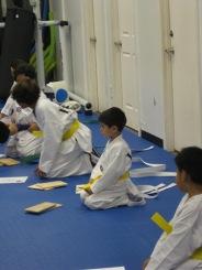 Caleb Yellow Belt Test 2009-11-07 014