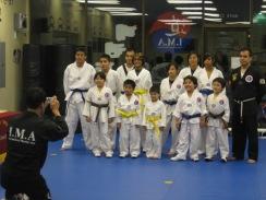 Caleb Yellow Belt Test 2009-11-07 021