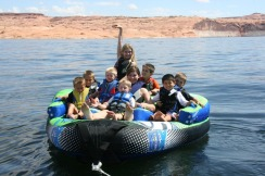Lake Powell Day 3 Fun 2010-09-08 116