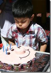 Caleb's Birthday Party 066
